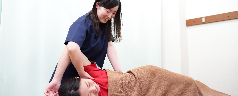 横浜市日吉で美容整体は、ひよし鍼灸院センター接骨院へ