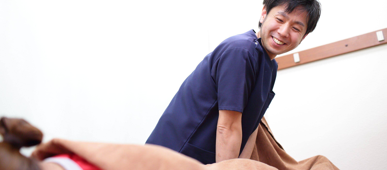 横浜市日吉でケガの治療は、保険が使えるひよし鍼灸院センター接骨院へ